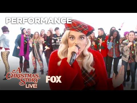 """Count On Christmas"" Performance ft. Bebe Rexha   A CHRISTMAS STORY LIVE"