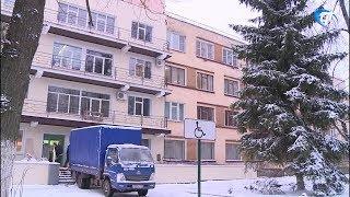 Завершается ремонт в центральной городской клинической больнице