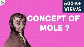 CH04-MOLE CONCEPT AND STOICHIOMETRY-PART02-MOLE CONCEPT INTRODUCTION1