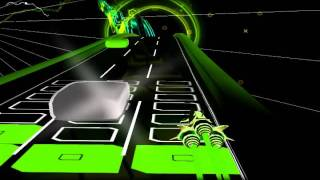 Snog - Into The Light - Audiosurf