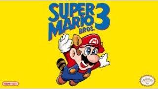 Original NES Super Mario Bros 3 on the Nintendo Switch!