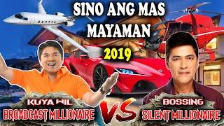 Sino ang mas Mayaman? Willie Revillame vs Vic Sotto | Bossing Vs Kuya Wil Sino ang Mas Mayaman?|