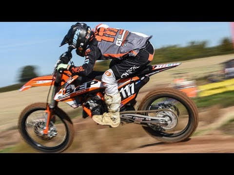 Motocross - Incredible 125cc 2 Stroke Race Footage *MUST WATCH TO END*