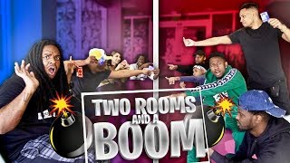 Two Rooms and a BOOM!! Ft. Dub, Poudi, Mystic, Tweezy & More
