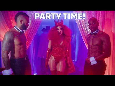 My Halloween Party | Get Ready With Me