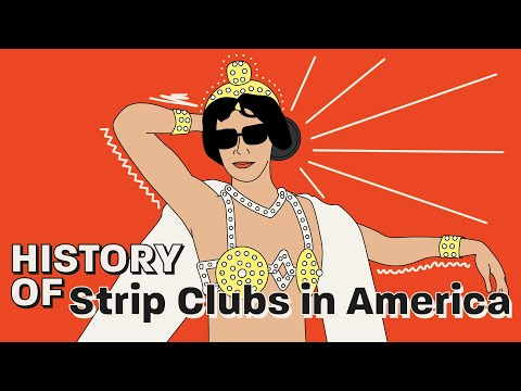 Chippendale's, German Spies, and Magic Mike: the History of the Strip Club