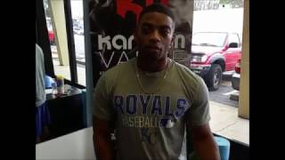 Testimonials: Kansas City Royals Rudy Martin