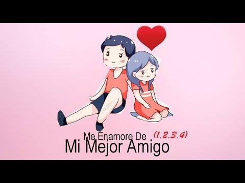 Me Enamore De Mi Mejor Amigo ♥ (1,2,3,4) / Mix Rap Romantico 2019 - Ximena Rap Ft Jhobick Zamora