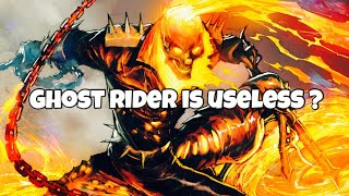 Ghost Rider IS USELESS ??  | Marvel Future Fight