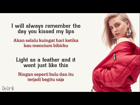 2002 - Anne-Marie [Kimberly Fransens Cover] - Lyrics Video Dan Terjemahan