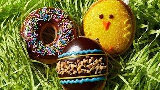 Krispy Kreme Reveals Their Easter-Themed Donut & It
