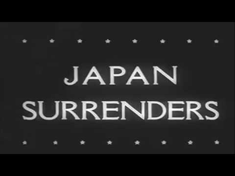 United News; 1945: Japan Surrenders!