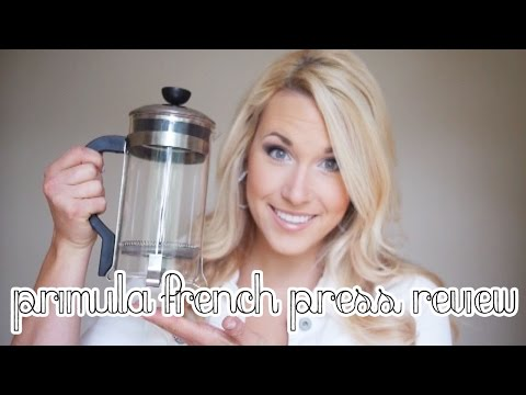 Primula French Press Coffeemaker Review | TIPS & TRICKS