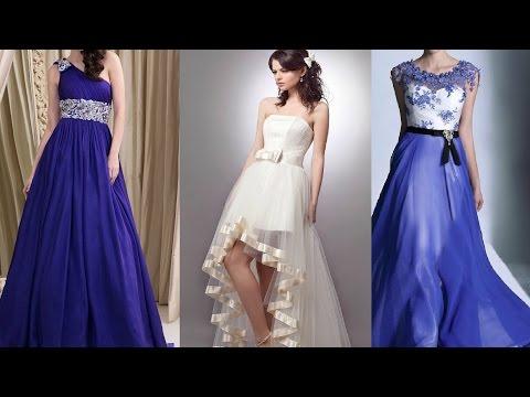 Самые красивые выпускные платья и свадебные платья в мире 2017