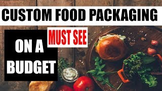Packaging Design Food Packaging On A Budget Start Your Food Business