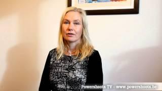 Anna Johansson - Swedish Minister for Infrastructure