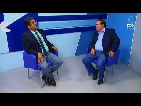 Joacy Loura Júnior e Sérgio Pires debatem a legislação e a eleição 2018, na SICTV - Gente de Opinião
