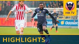Highlights: AaB - Hobro IK 6-0 (01-11-2015)