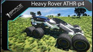 All Terrain Heavy Rover Build Showcase ( Space Engineers )