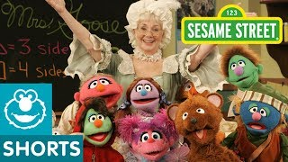 Sesame Street: Mother Goose's School for Nusery Rhyme ( with Shirley Jones)