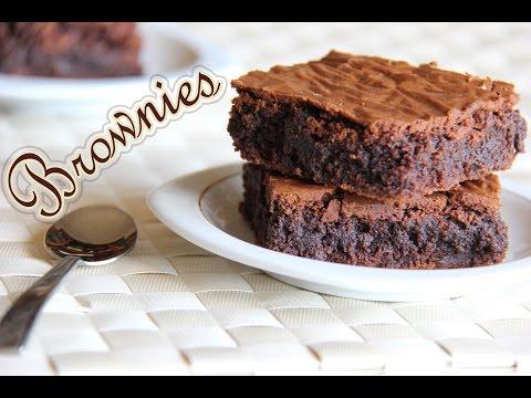 Ricetta brownies originale ...ricetta americana...al cioccolato...trucchi e segreti