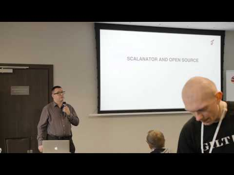 Scalanator.io – Building a training platform on compiler tools