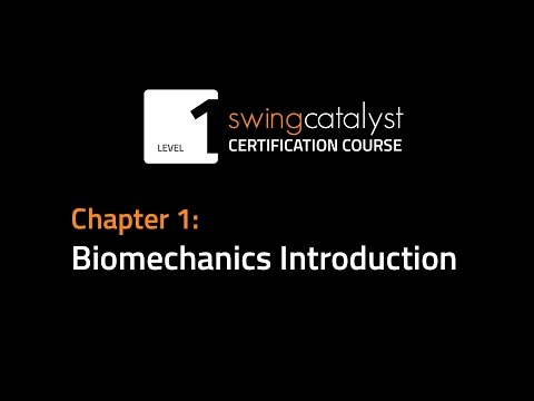 Chapter 1: Biomechanics Introduction - YouTube