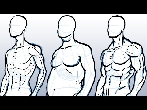 Anatomy Painting Tutorial