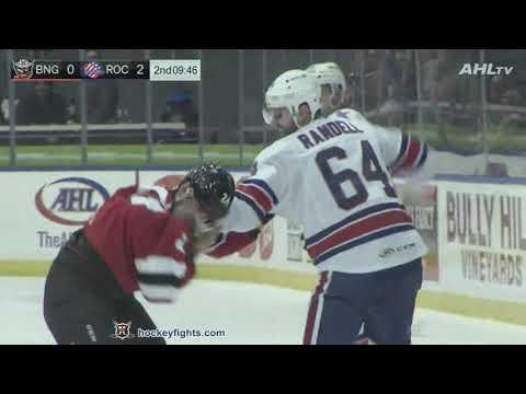 Tyler Randell vs. Ludvig Larsson