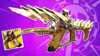 This EXOTIC is a GEM!! ONE THOUSAND VOICES Raid Fusion Rifle | Destiny 2 Forsaken
