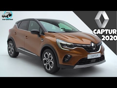 Novo Renault Captur 2020: Nova geração é apresentada | Top Carros