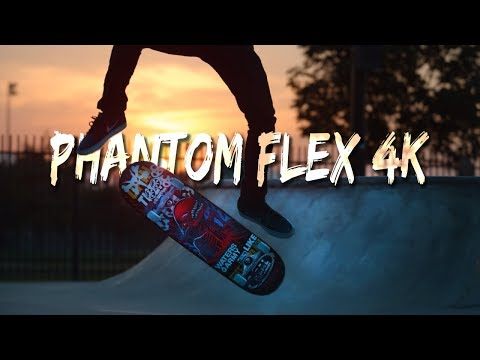 PHANTOM FLEX 4K 1000FPS (ULTRAHD)