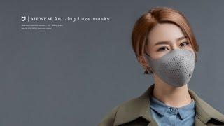 Маска-респиратор Mijia Airwear от Xiaomi