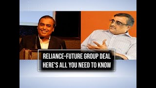 Reliance-Future Group deal: Here all you need to know  IMAGES, GIF, ANIMATED GIF, WALLPAPER, STICKER FOR WHATSAPP & FACEBOOK