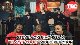 Steve Aoki & Monsta X