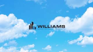 Williams Aluminum Deck Railing System Product Information