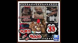 Trinidad James Ft. Juicy J - Females Welcomed Remix - Barely Fitting In Mixtape
