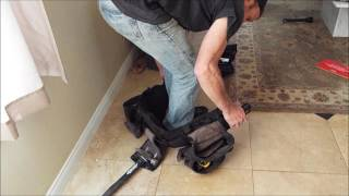 Work / Toolbelt Buddy - Back Support, Distributes Weight, Prevents Droopy Drawers
