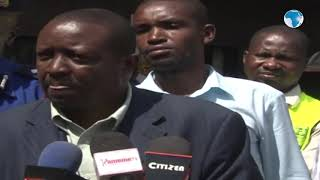 Two suspects arrested in Kariobangi estate repackaging expired rice