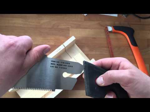 HowTo: Holz genau in  90° anschneiden - Werkzeug-Tipps