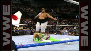 WWE Hall of Fame: Yokozuna wins the 1993 Royal Rumble Match