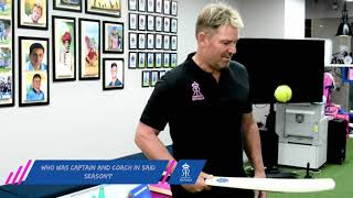Keepy Up Rapid Fire Challenge | IPL 2019 | Rajasthan Royals