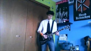 T.S.O.L.-Superficial Love (Guitar Cover)