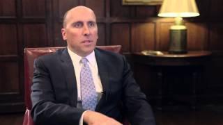 Brian W. Casey - Colgate University's 17th President