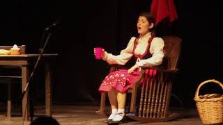 """Παιδική όπερα """"Μοντέρνα Κοκκινοσκουφίτσα"""" στο ΔΩΛ"""
