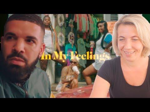 Реакция МАМЫ на Drake - In My Feelings