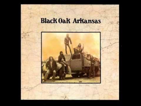 BLACK OAK ARKANSAS - fever in my mind