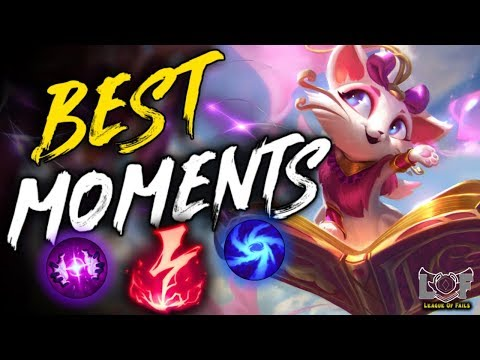 10 Minutes League of Legends Plays - LoL Best Moments