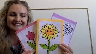 Mother's Day Card Ideas for Kids: What to Draw and Write!