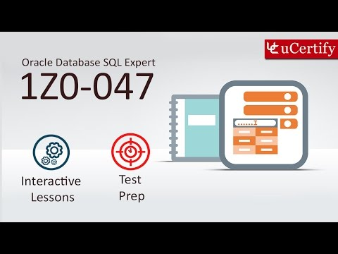 Oracle 1Z0-047 Database SQL Certified Expert Course - YouTube